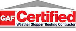 GAF-Certified Roofing Contractor